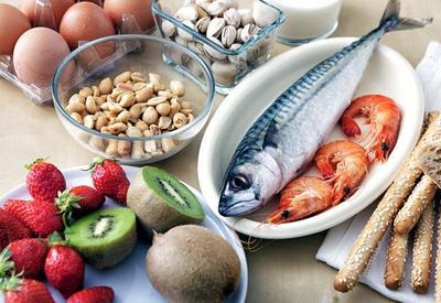 7 самых аллергенных для детей продуктов в Азербайджане - Вниманию родителей