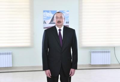 Президент Ильхам Алиев: Будут восстановлены все освобожденные от оккупации города Азербайджана