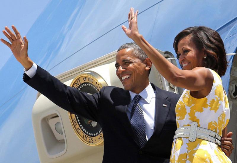 Барак иМишель Обама будут снимать кино