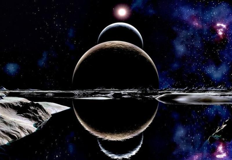 В солнечной системе обнаружены планеты с немыслимыми запасами воды