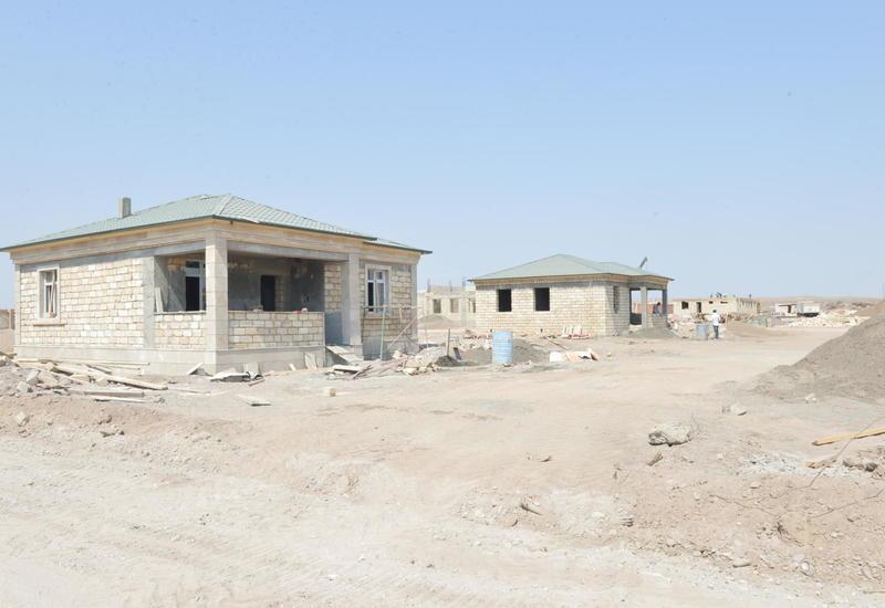 «Аль-Джазира» о строительном буме в освобожденном селе Джоджуг Марджанлы