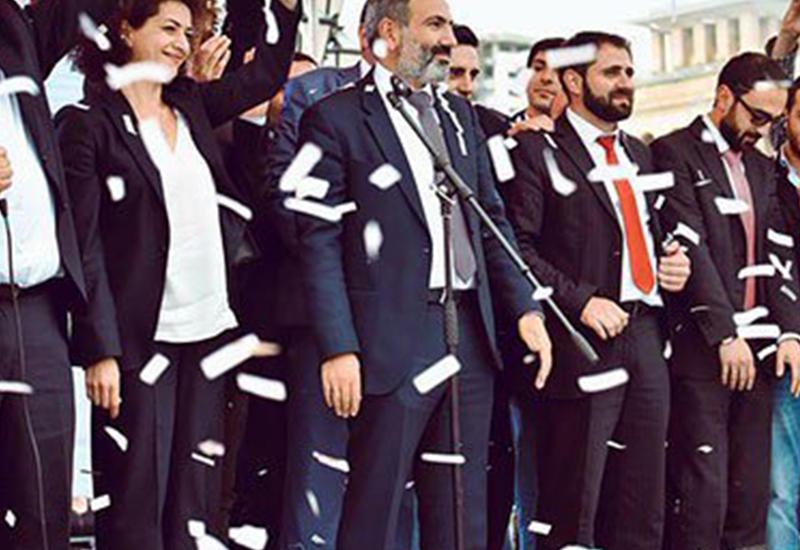 Команда Пашиняна жестоко подставила премьера Армении