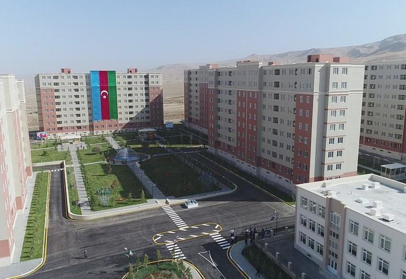 """Жилой комплекс «Гобу Парк», заложенный для вынужденных переселенцев <span class=""""color_red"""">- ВИДЕО</span>"""