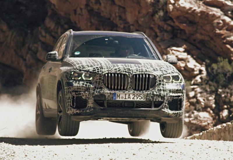 """Опубликован ролик с новым поколением BMW X5 <span class=""""color_red"""">- ФОТО - ВИДЕО</span>"""