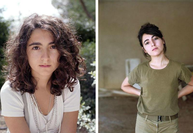 """Как меняется внешность: шесть израильских девушек через 5 лет <span class=""""color_red"""">- ФОТО</span>"""