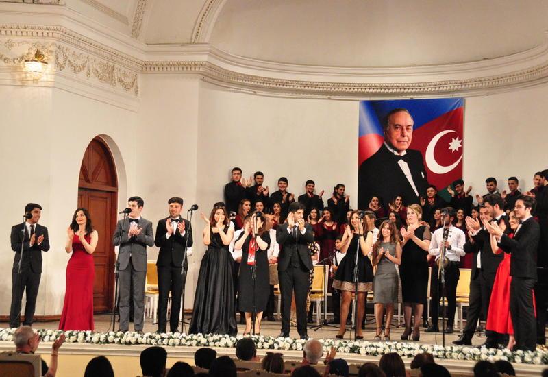 В Филармонии прошел большой концерт в честь 100-летия АДР