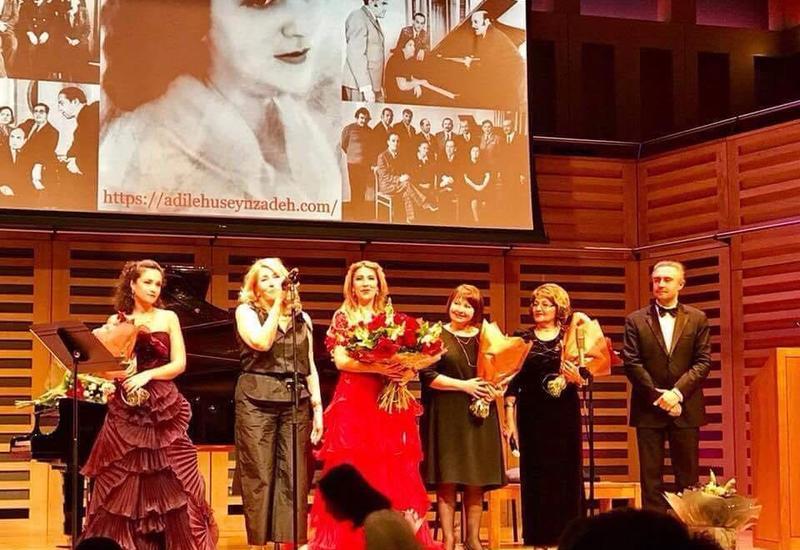 """Азербайджанские музыканты выступили в Лондоне в честь 100-летия АДР <span class=""""color_red"""">- ФОТО</span>"""