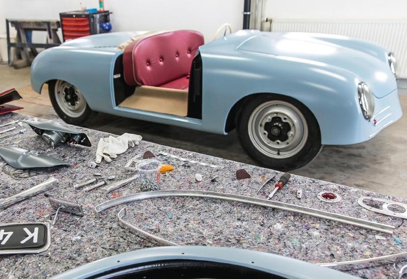 """Компания Porsche заново построила первую модель <span class=""""color_red"""">- ФОТО</span>"""