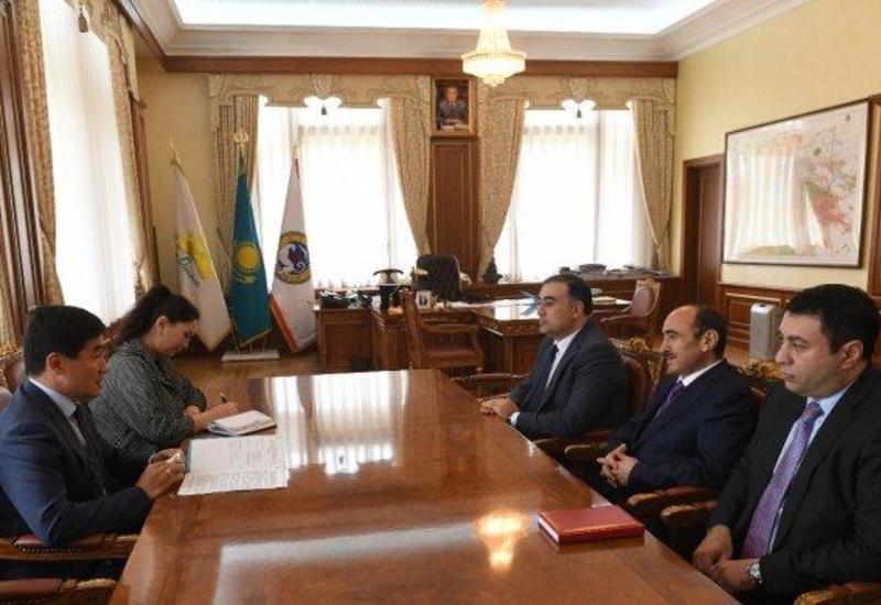 Али Гасанов: Открытие Центра истории и культуры Азербайджана в Алматы окажет позитивное влияние на сближение двух народов