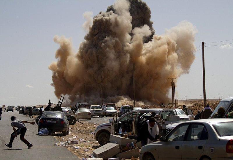В ливийском Бенгази совершен теракт, много погибших и раненых
