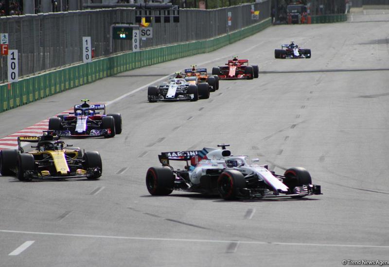 """Гран-при """"Формулы 1"""" в Азербайджане признан одним из лучших"""