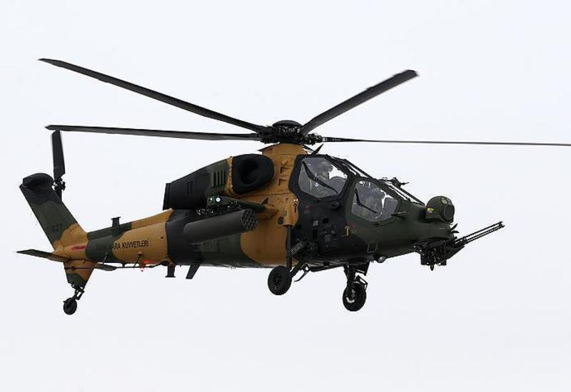 Пакистан приобретет турецкие военные вертолеты