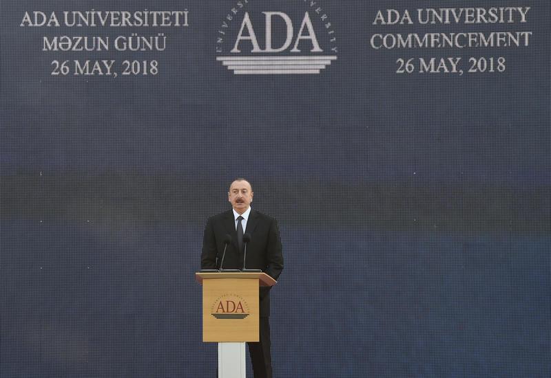 Президент Ильхам Алиев: Азербайджан не вмешивается во внутренние дела других стран и ожидает такого же подхода от всех стран