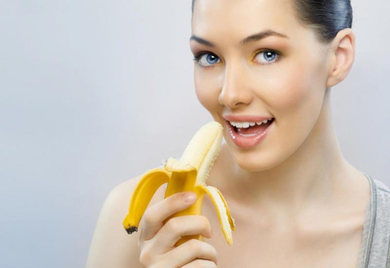 Как есть банан правильно и с пользой