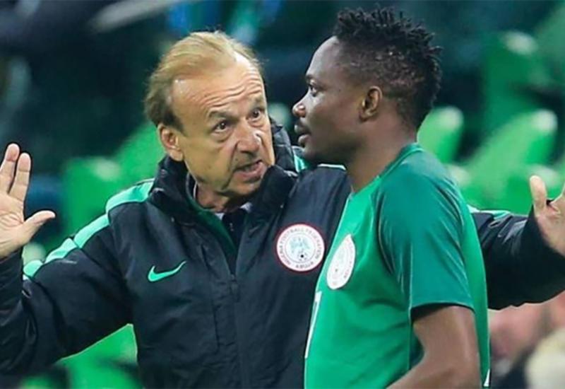 Футболистам из Нигерии запретили встречаться с русскими девушками