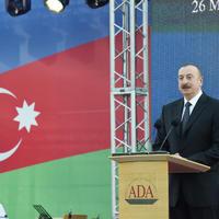 Президент Ильхам Алиев: Азербайджан и впредь будет проводить принципиальную политику по армяно-азербайджанскому нагорно-карабахскому конфликту