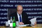 """Глава МИД Франции сделал заявление по Карабаху в Баку <span class=""""color_red"""">- ДЕТАЛИ</span>"""