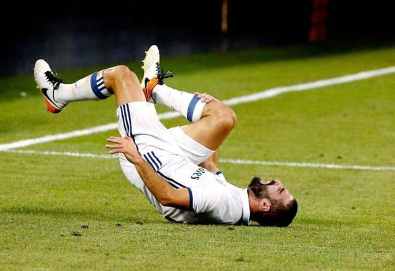 Испанская сборная потеряла Карвахаля