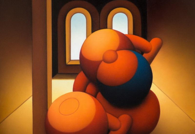 """""""Картинная галерея"""" Day.Az: Болгарский кубизм"""