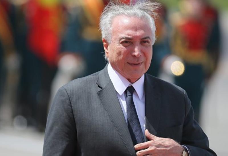 Президент Бразилии снизил цены на дизель на фоне протестов водителей