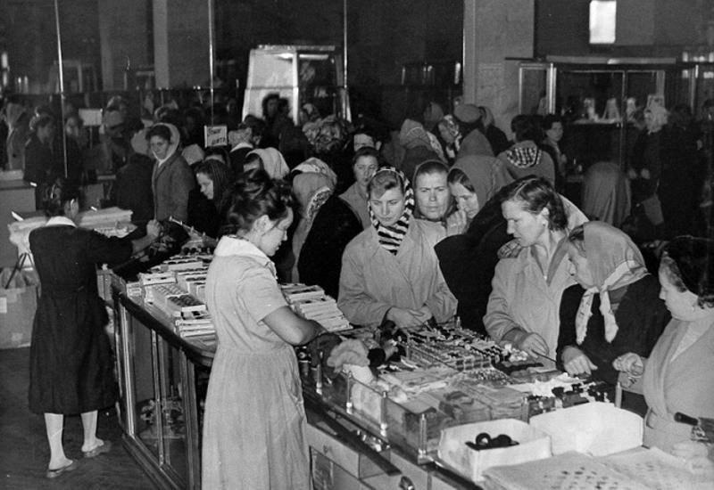 Что в СССР можно было купить на среднюю зарплату