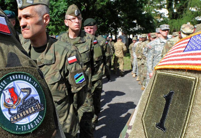Польша готова заплатить $2 млрд за военную базу США