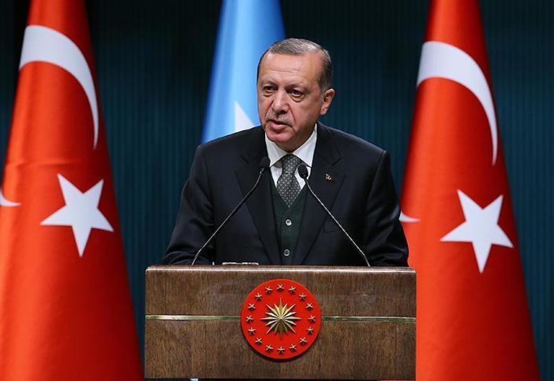 Эрдоган: Манипуляции на валютных рынках не замедлят развития Турции