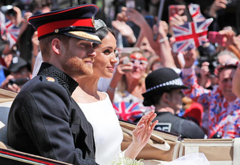 Меган Маркл и принц Гарри променяли Намибию на пансионат