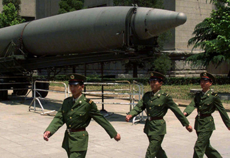 Китай уличили в разработке ядерного оружия нового поколения