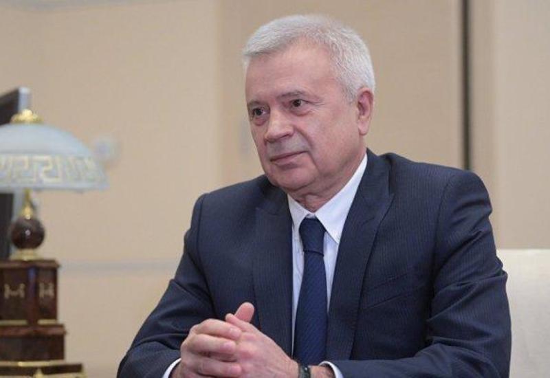 """Вагит Алекперов переизбран президентом """"Лукойла"""""""
