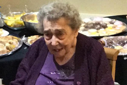 106-летняя женщина раскрыла простой секрет продолжительной жизни