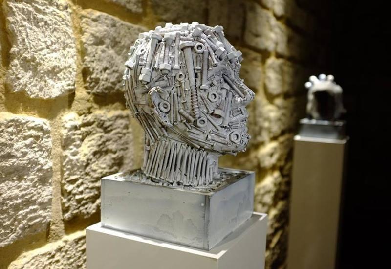"""В Баку открылась необычная выставка под названием """"Mechanization"""""""