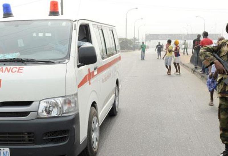 Ужасное ДТП в Нигерии, более 20 погибших