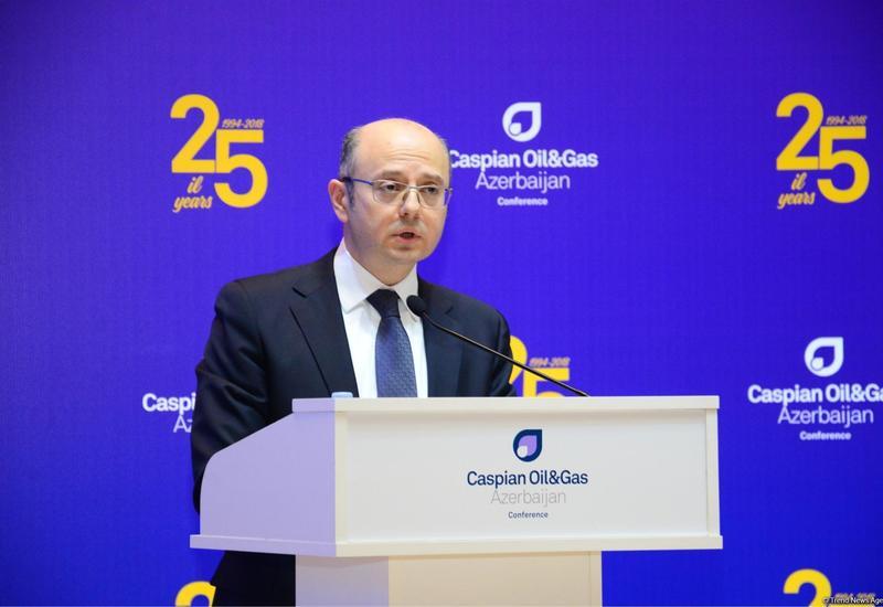 """Парвиз Шахбазов: """"Южный газовый коридор"""" служит стратегическим интересам Европы в сфере энергобезопасности"""