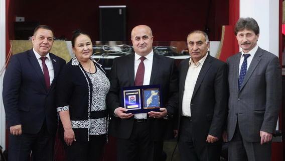 Столетие независимости Азербайджана отметили на Камчатке