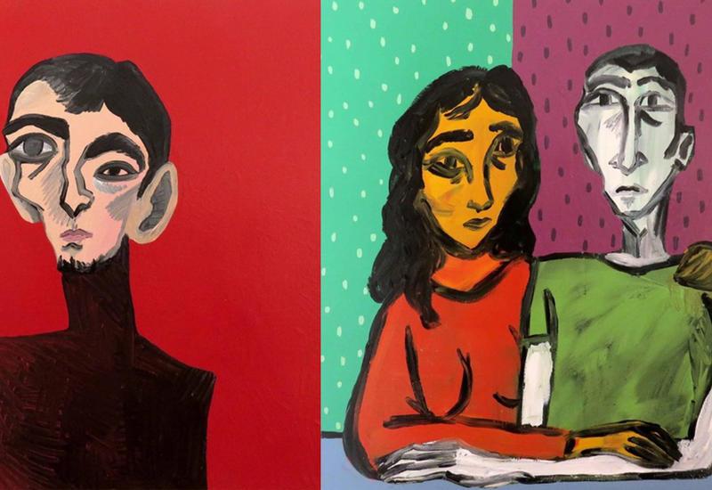 """""""Картинная галерея"""" Day.Az: Португальский художник"""