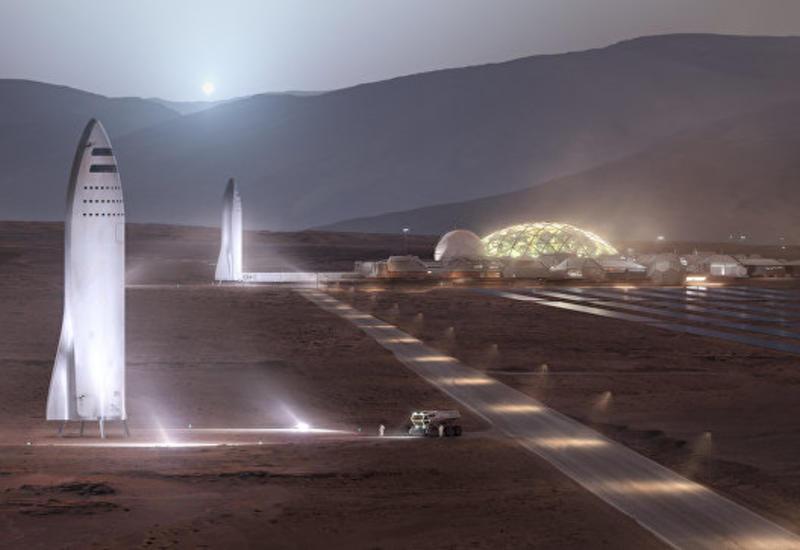 Первым жителям Марса придется отказаться от детей