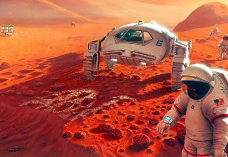 В NASA назвали качества, обязательные для будущего колониста Марса