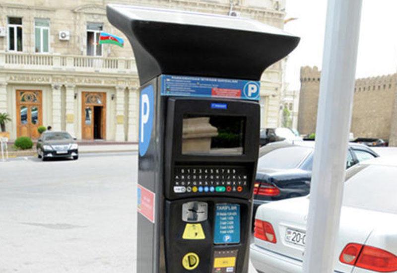 На 11 центральных улицах Баку запретят парковку автомобилей
