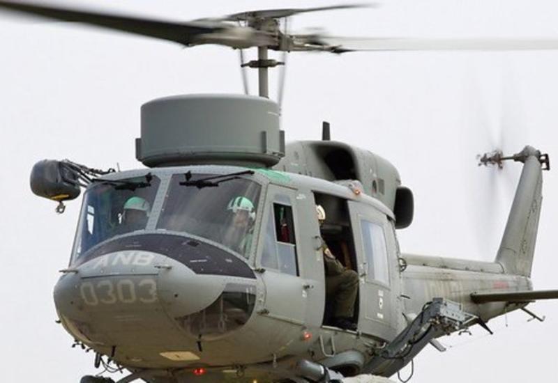 В Венесуэле разбился военный вертолет