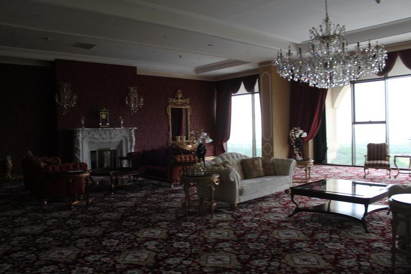 «Quba palace» красиво открыл туристический сезон