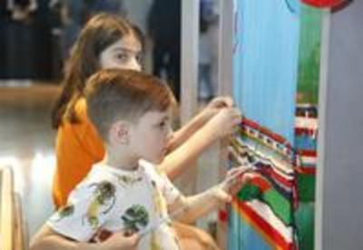 "Как в Азербайджане дети помогают детям <span class=""color_red"">- ФОТО</span>"
