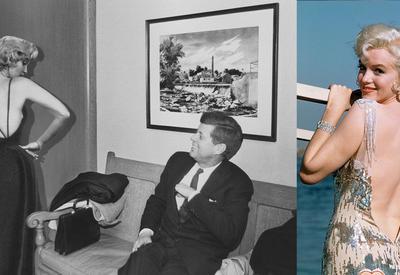 "10 малоизвестных фактов и редких фото Мэрилин Монро <span class=""color_red"">- ФОТО</span>"