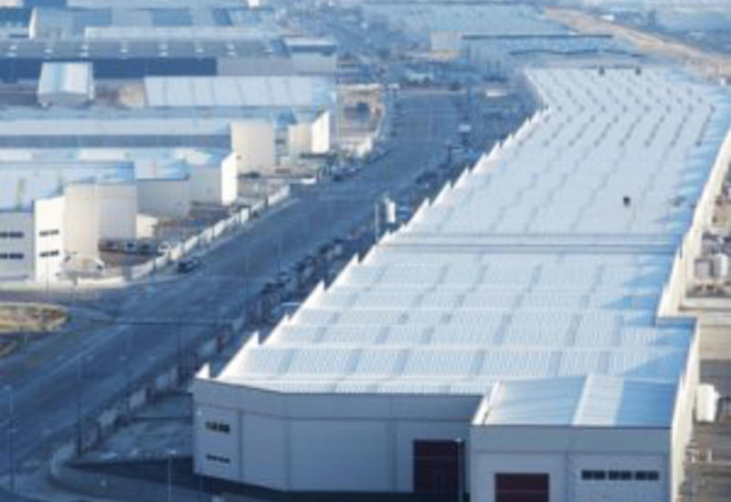 Балаханский промышленный парк - успешный пример государственно-частного партнерства в Азербайджане