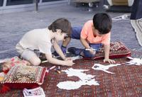 Как в Азербайджане дети помогают детям