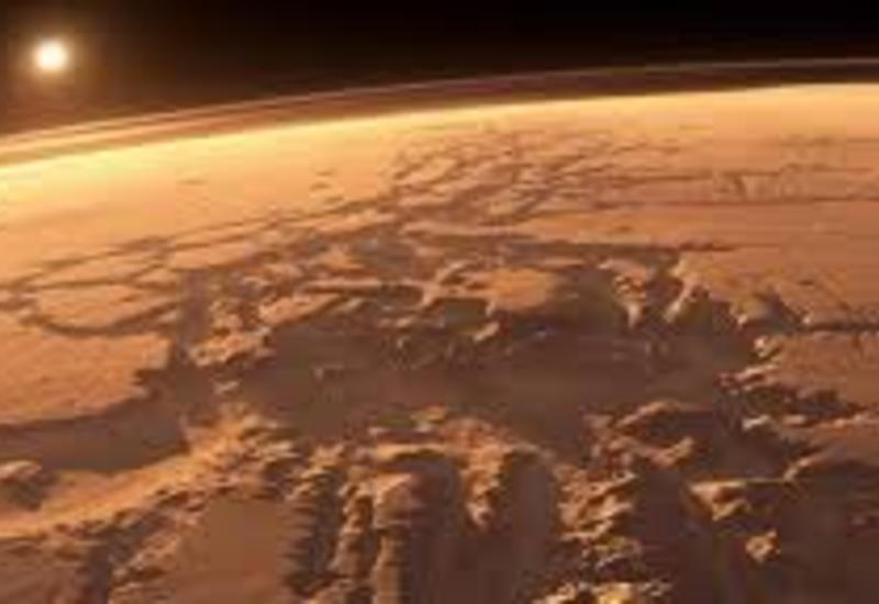 На Марсе снова обнаружили таинственный объект