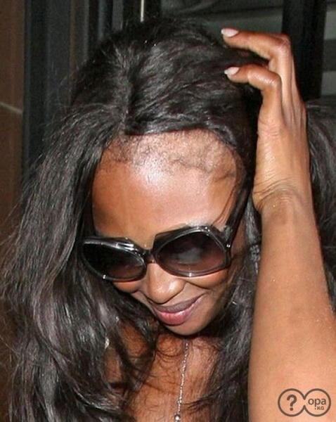 Sерная пантера постарела Вас шокирует то как сейчас выглядит Наоми Кэмпбел