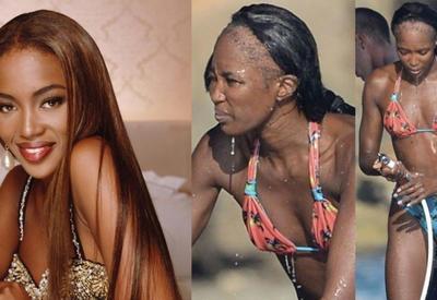 """Черная пантера постарела: Вас шокирует то, как сейчас выглядит Наоми Кэмпбел <span class=""""color_red"""">- ФОТО</span>"""
