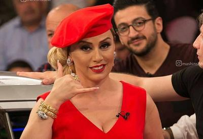 "Фото дня – Роза Зергерли на шоу ""Maşın"""