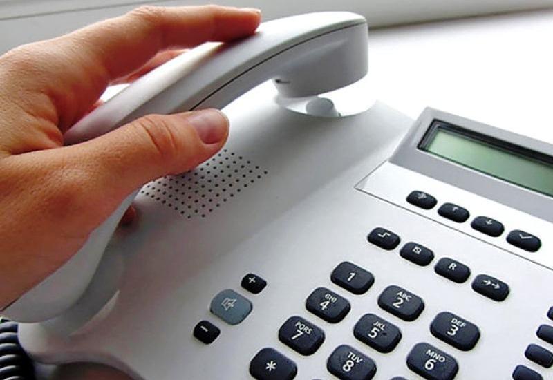 В Исмаиллы частично восстановили телефонную связь